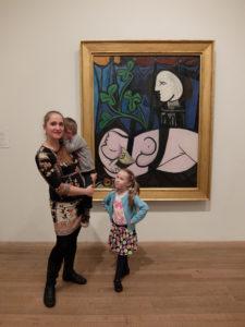 Uuel ringil. Tate Modern Londonis. 2015