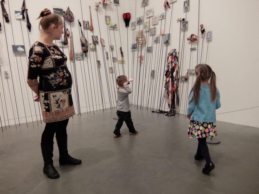 Kaasaegne kunst vaimustab. Tate Modern London. 2015