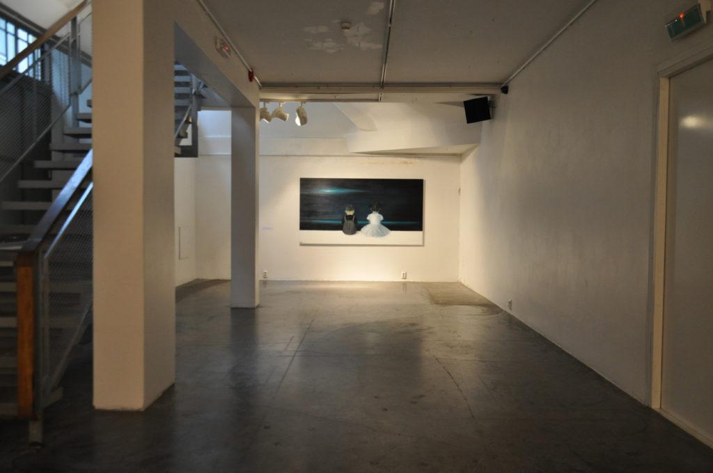 Näitus Kahest neljani, Hobusepea galerii. 2014