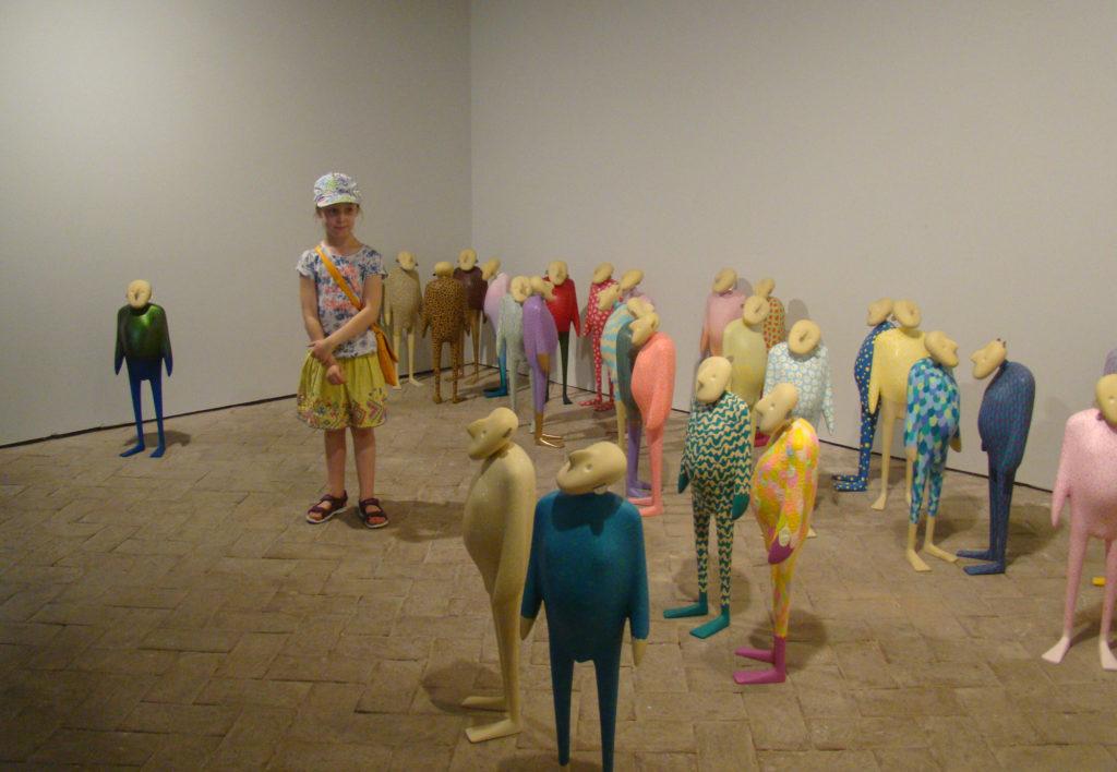 Uus kogemus. Veneetsia Biennaal. 2017
