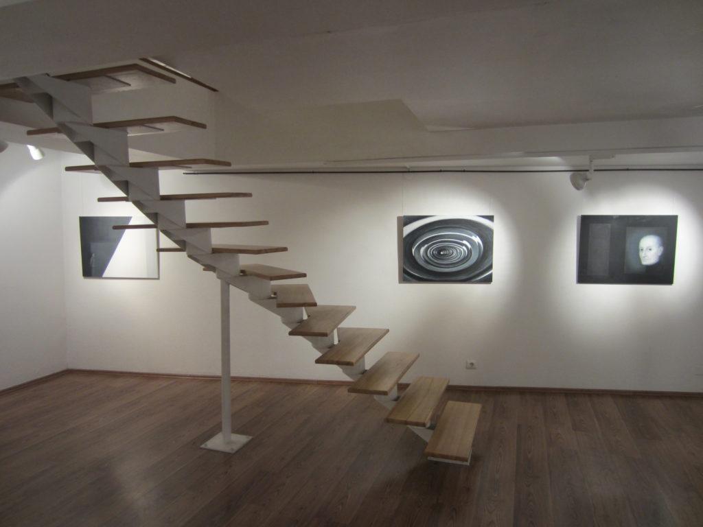 Näitus. Vaheruum, Haus galerii. 2011