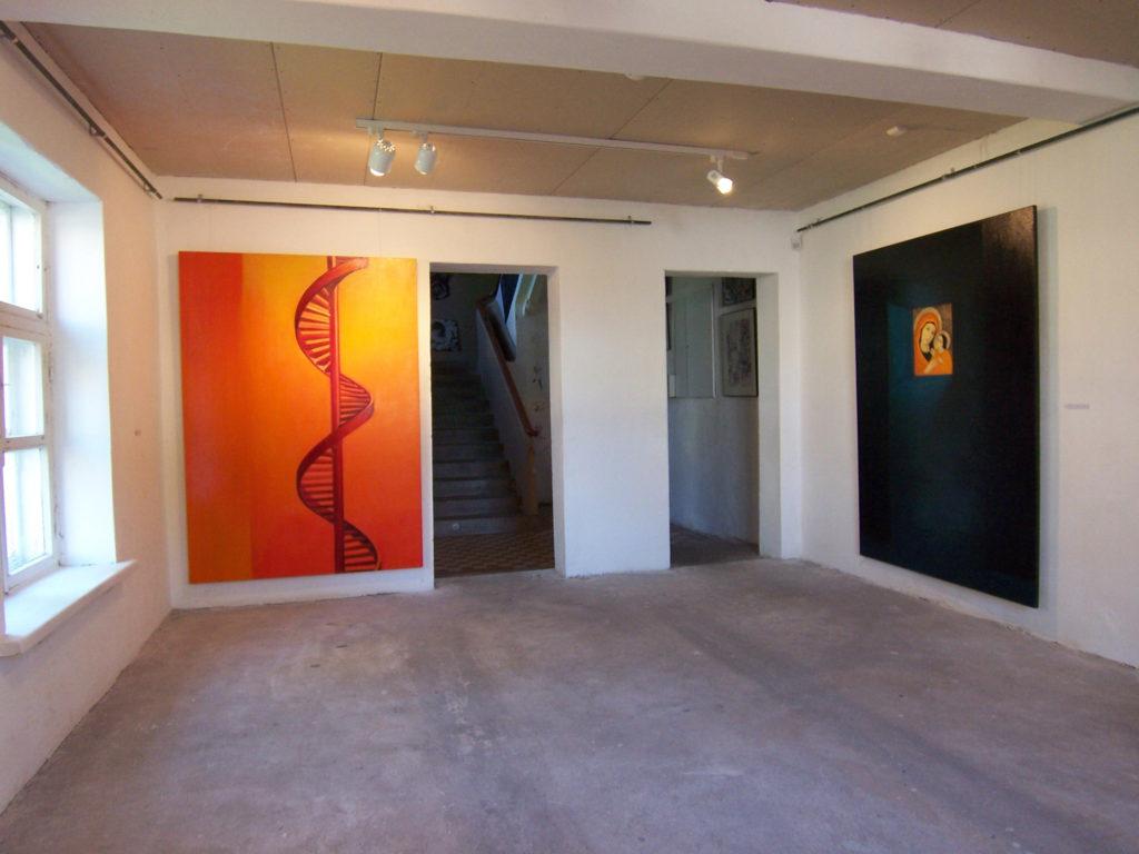 Näitus. Inimlik, Evald Okase Muuseum. 2007