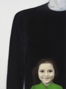 4. Hoitud, õli lõuendil, 2020 a., 127 x 170 cm.
