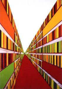 12.Vaeva väärt!,2006, õli lõuendil, 195 x 137 cm