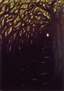 14. Lootus,2006, õli lõuendil, 195 x 137 cm