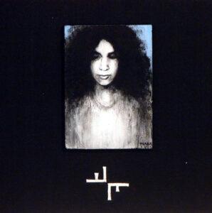 Pärand, 2002,akrüül alusel, 25 x 25 cm, erakogus