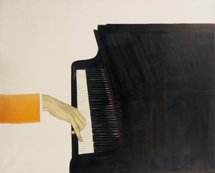 4. Side IV, 2004, õli lõuendil, 150 x 120 cm